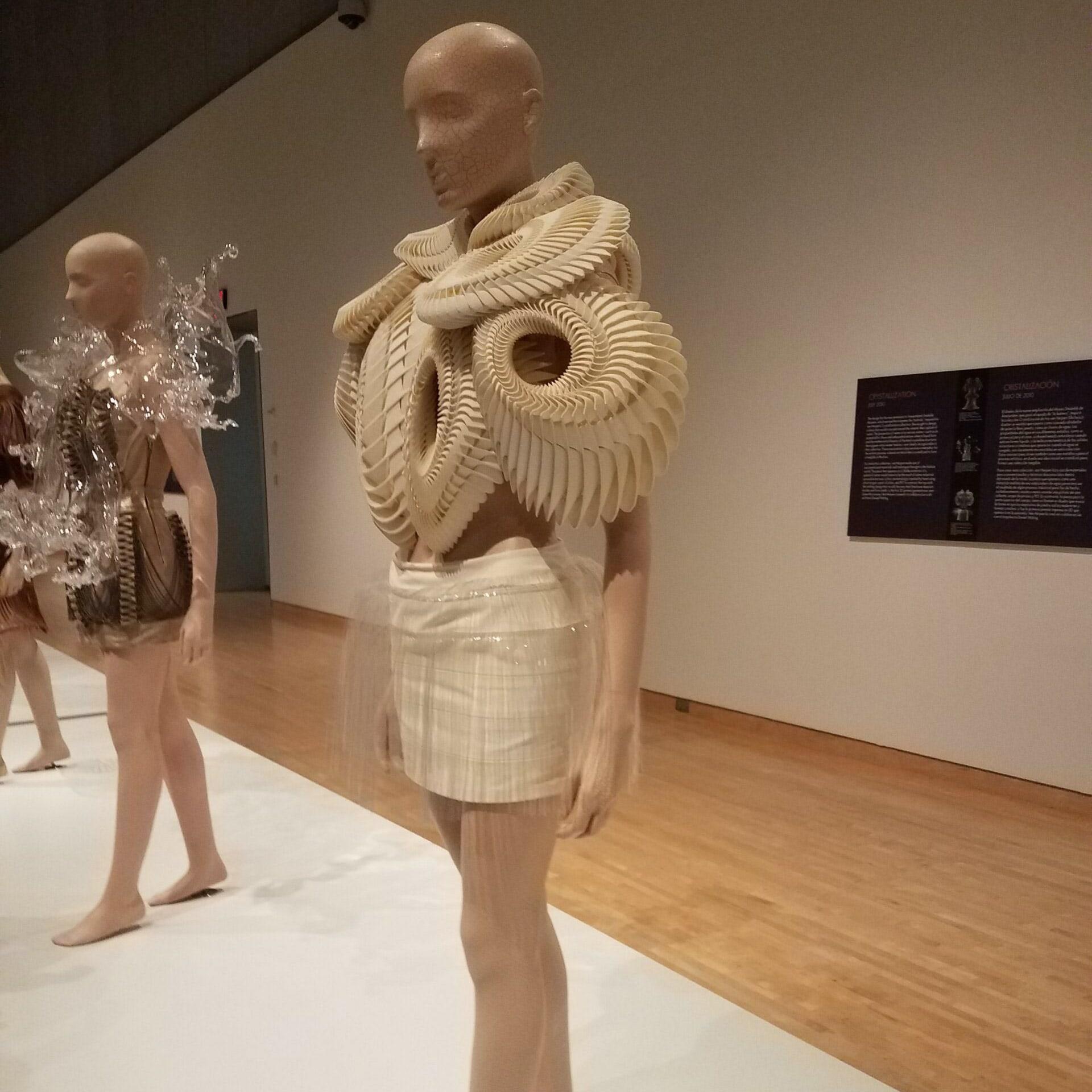 Iris van Herpen at Phoenix Art Museum