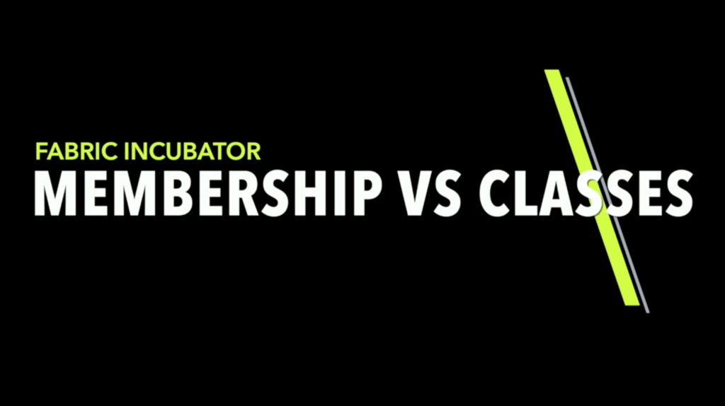 Membership Vs Classes