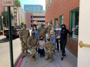 National Guard and FABRIC Employees