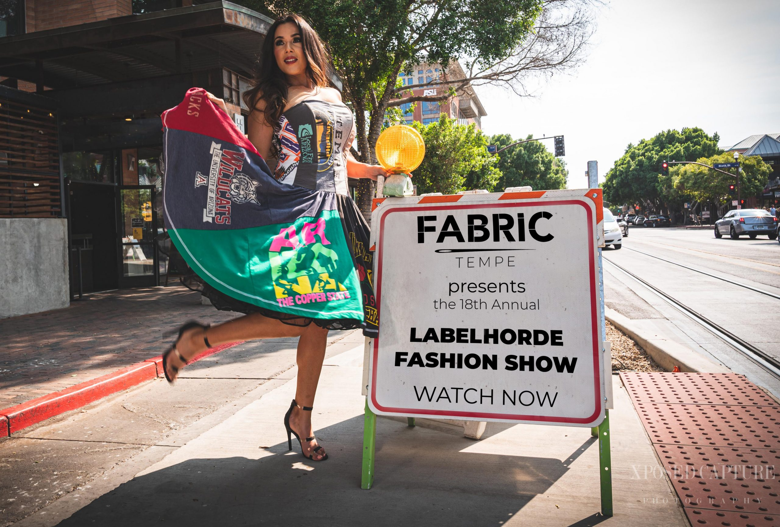 LabelHorde Fashion Show Film