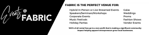 Events at FABRIC